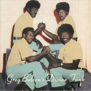 Various - Greg Belson's Divine Funk: Rare American Gospel Funk & Soul