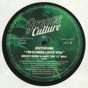 JESTOFUNK - I'm Gonna Love You