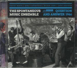 SPONTANEOUS MUSIC ENSEMBLE, The - Question & Answer 1966