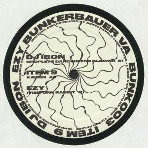 DJ IBON/ITEM 9/EZY - BUNK 003