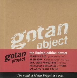 GOTAN PROJECT - Gotan Object