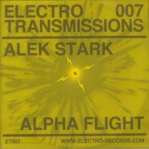 STARK, Alek - Electro Transmissions 007: Alpha Flight