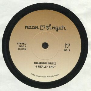DIAMOND ORTIZ - 4 Really Tho