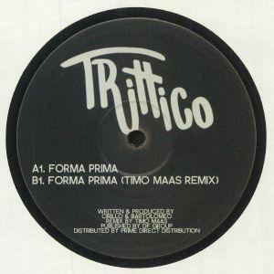 TRITTICO - Forma Prima