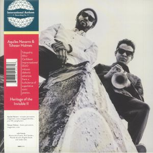 NAVARRO, Aquiles/TCHESER HOLMES - Heritage Of The Invisible II