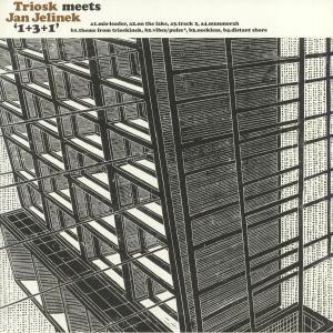 TRIOSK meets JAN JELINEK - 1+3+1 (reissue)