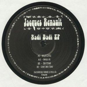 RENAULT, Jacques - Badi Badi EP