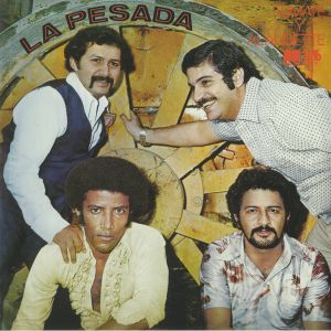 LA PESADA - Tomate Y Alandette (reissue)