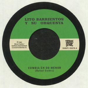 LITO BARRIENTOS Y SU ORQUESTA/LOS ROBBINS - Cumbia En Do Menor