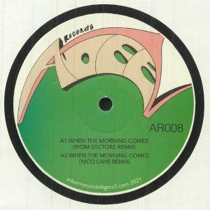 MILLER, Alton feat AMP FIDDLER - When The Morning Comes (remixes) (Rydm Sectors, Nico Lahs, & KETAMA mixes)