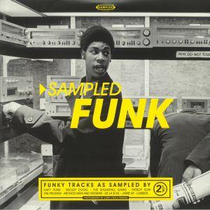 VARIOUS - Sampled Funk (reissue)