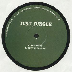 JUST JUNGLE - MEDITATOR 028