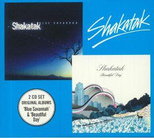 SHAKATAK - Blue Savannah & Beautiful Day