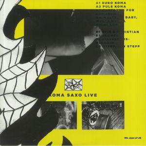 ELDH, Peter/KOMA SAXO - Live
