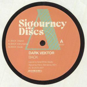 DARK VEKTOR/DJ OVERDOSE/AGNES PE - Back