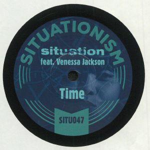 SITUATION feat VENESSA JACKSON - Time