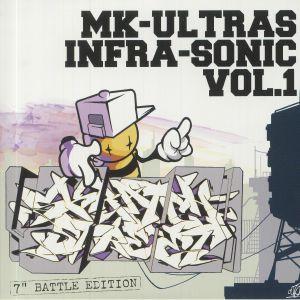 MK ULTRAS - Infra Sonic Vol 1