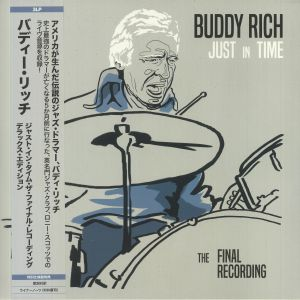 RICH, Buddy - Just In Time: The Final Recording