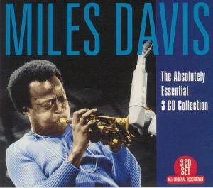 DAVIS, Miles - The Absolutely Essential 3 CD Collection