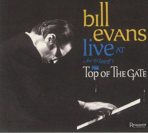 EVANS, Bill - Live At Art D'lugoff's Top Of The Gate