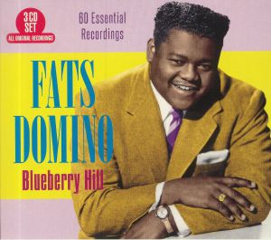 FATS DOMINO - Blueberry Hill: 60 Essential Recordings