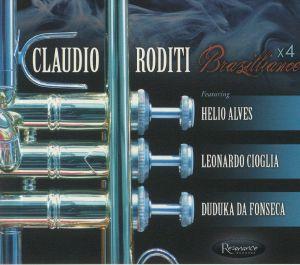 RODITI, Claudio - Brazilliance X4
