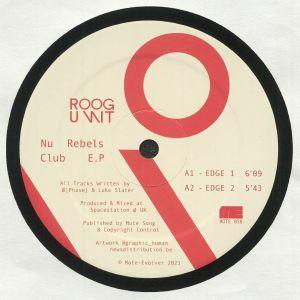 ROOG UNIT - Nu Rebels Club EP