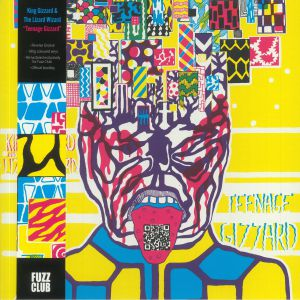 KING GIZZARD & THE LIZARD WIZARD - Teenage Gizzard (Fuzz Club Official Bootleg)