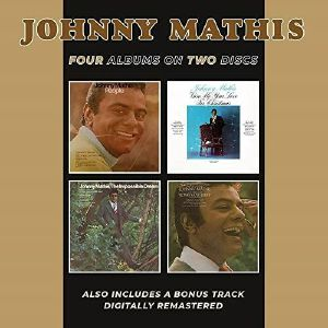 MATHIS, Johnny - People/Give Me Your Love For Christmas/The Impossible Dream/Love Theme From Romeo & Juliet: A Time For Us