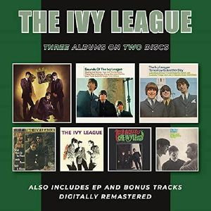 IVY LEAGUE, The - This Is The Ivy League/Sounds Of The Ivy League/Tomorrow Is Another Day