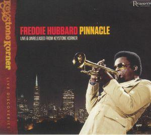 HUBBARD, Freddie - Pinnacle: Live & Unreleased