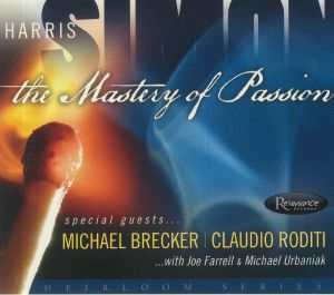 SIMON, Harris - The Mystery Of Passion