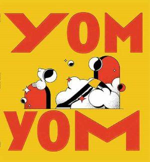 RABO & SNOB - Yom Yom EP