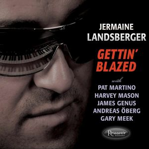 LANDSBERGER, Jermaine - Gettin' Blazed