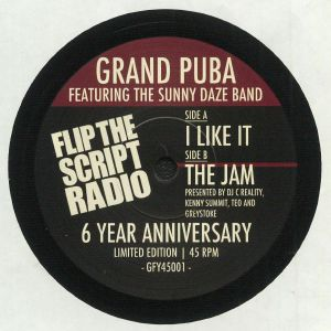GRAND PUBA feat THE SUNNY DAZE BAND - I Like It