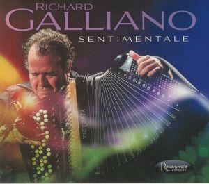 GALLIANO, Richard - Sentimentale