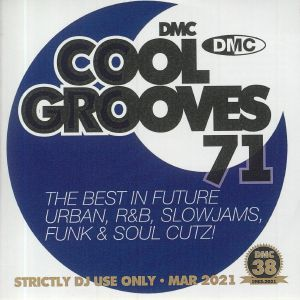 VARIOUS - Cool Grooves 71: The Best In Future Urban R&B Slowjams Funk & Soul Cutz (Strictly DJ Only)