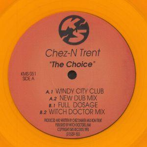 CHEZ N TRENT aka RON TRENT/CHEZ DAMIER - The Choice