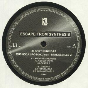 KUNINGAS, Albert - Musiikkia UFO Dokumenttiohjelmille 2