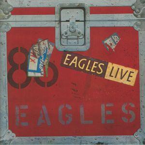 EAGLES - Eagles Live (remastered)