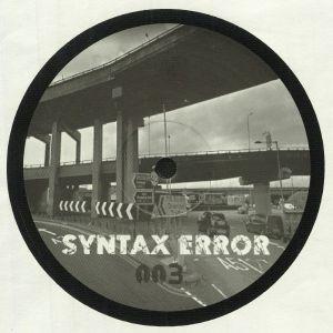 LOUK/ERIK PIJL/STEPHANIE NOORDERMEER - Syntax Error 003