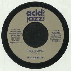 HICKMAN, Rick - Time Is Long