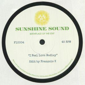 SUNSHINE SOUND - I Feel Love Medley