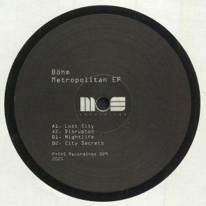 BOHM - Metropolitan EP