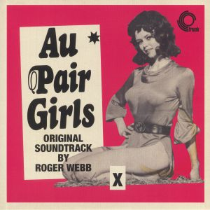 WEBB, Roger - Au Pair Girls (Soundtrack)