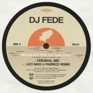 DJ FEDE feat SILVIA DONATI - Brazilian Trip