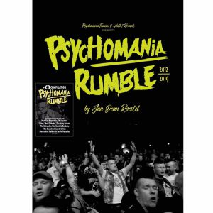 PSYCHOMANIA RUMBLE - A Psycho Attack Over Potsdamned