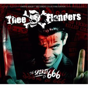 THEE FLANDERS - The Spirit Of 666 (reissue)