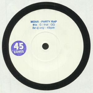 MOAR - Party Rap