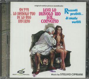 CIPRIANI, Stelvio - Metti Lo Diavolo Tuo Ne Lo Mio Inferno & Leva Lo Diavolo Tuo Dal Convento & Racconti Proibiti Di Niente Vestiti (Soundtrack)